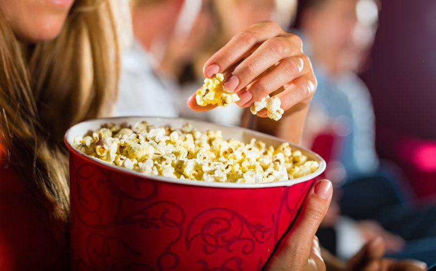 Wat is een film zonder snacks?